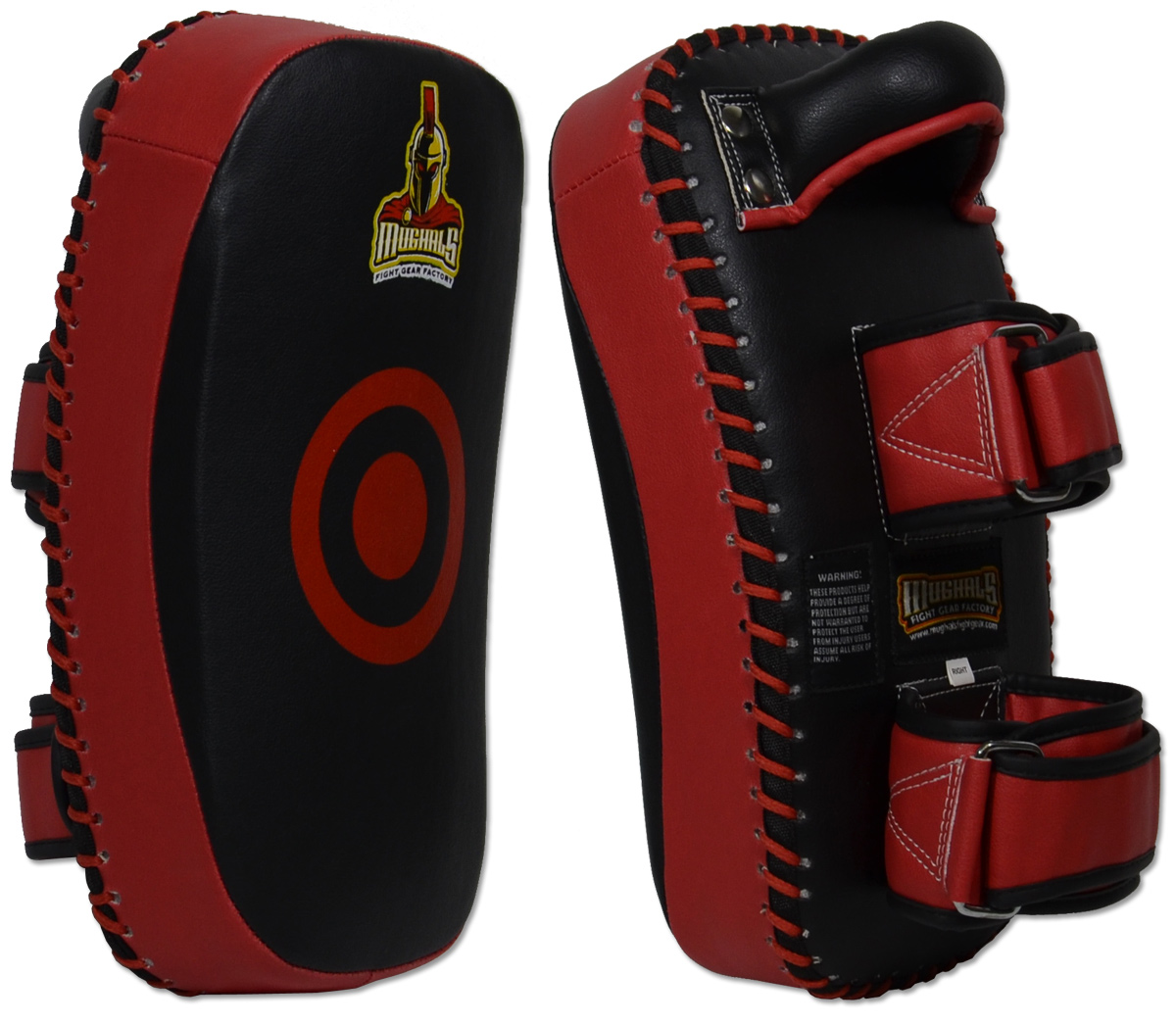 MUGHALS Pro Curved Thai Pad