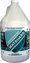 Matguard ® Liquid for Sports Equipment & Surface cleaner - 128oz