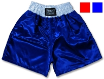 Kids Boxing Shorts - Blue or Red